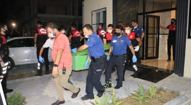 Adana'da, Hatay Vali Yardımcısı ve Afrin'den sorumlu Tolga Polat ta...