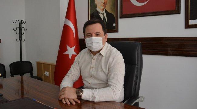 Ak Parti Korkuteli ilçe başkanı Kemal Sancaktar, koronavirüs tedavisinin ar...