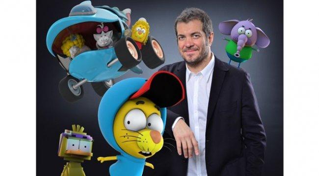 Cartoon Network'ün (CN) Türkiye'deki ilk yerli çizgi dizisi Kral Şa...