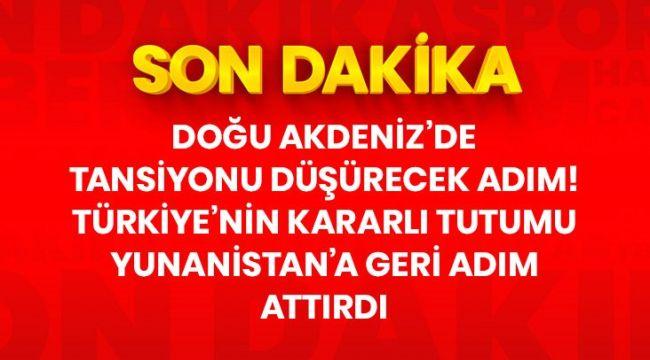 Son Dakika! Yunanistan Başbakanı: Deniz yetki alanı için Türkiye ile derhal görüşmeye hazırız