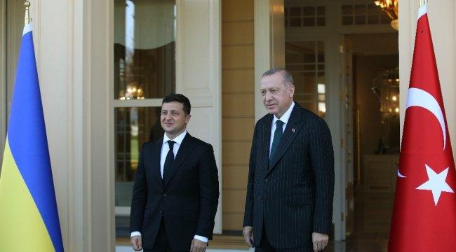 Cumhurbaşkanı Recep Tayyip Erdoğan, öğle saatlerinde Üsküdar Çengelköy'...