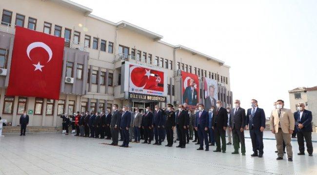 Cumhuriyetin kuruluşunun 97. yıl dönümü Dilovası'nda çeşitli etkinlikle...
