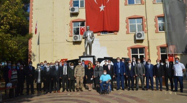 Cumhuriyetin Kuruluşunun 97. Yıldönümü kutlamaları, Adıyaman'ın Besni i...