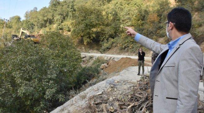 Hakkari'nin Yüksekova ilçesine 50 kilometre uzaklıkta bulunan Dağlıca k...