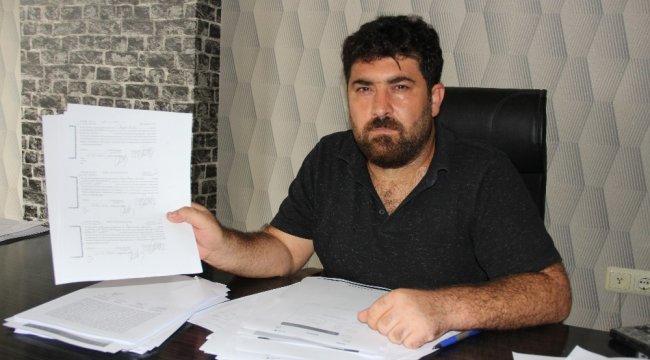 MERSİN (İHA) – Mersin'de uluslararası nakliye şirketi sahibi bir işadam...