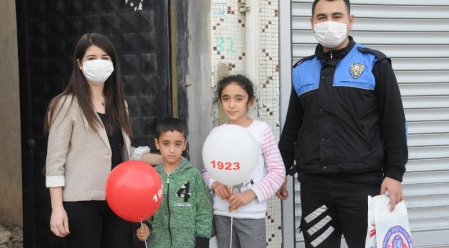 Şırnak'ın Cizre İlçe Emniyet Müdürlüğü Toplum Destekli Polislik Büro Am...