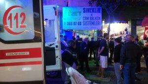 İzmir'in Karşıyaka ilçesinde dükkanında silahlı saldırıya uğrayan 1 kişi öldü