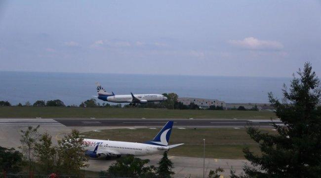 Trabzon Havalimanı 20 Ekim 2020 tarihinde belirli saatlerde uçuş trafiğine kapatılacak