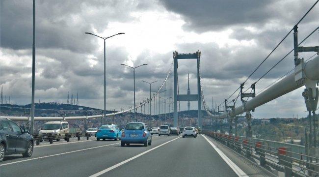 Ulaştırma ve Altyapı Bakanlığı, 2021 yılında otoyol ve köprülerde uygulanma...