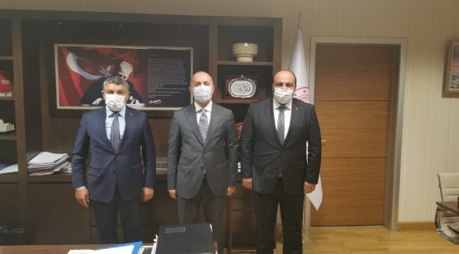Dilovası Belediye Başkanı Hamza Şayir, Dilovası'nın önemli sorunlarında...