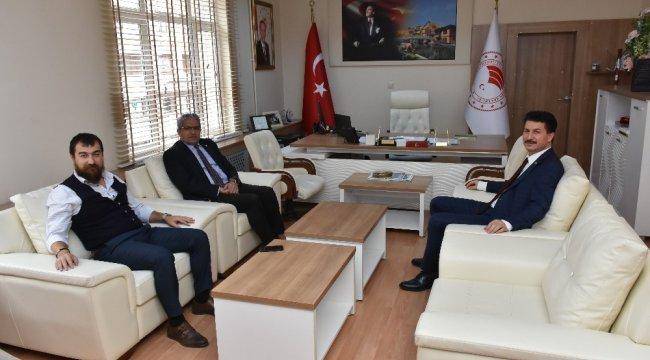 Eskişehir Organize Sanayi Bölgesi (EOSB) Yönetim Kurulu Başkanı Nadir Küpel...