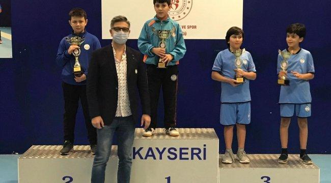 Gençlik ve Spor İl Müdürlüğü Masa Tenisi İl Temsilciliği tarafından düzenle...