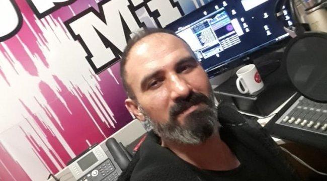 KIRŞEHİR (İHA) – Kırşehirli radyo programcısı Hakan Fatih Mert'in progr...