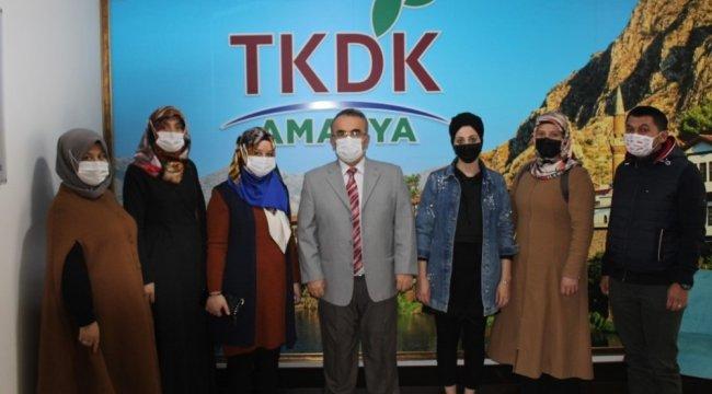 Tarım ve Kırsal Kalkınmayı Destekleme Kurumu (TKDK) Amasya İl Koordinatörlü...