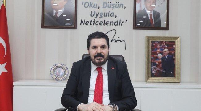 Ağrı Belediye Başkanı Savcı Sayan, CHP Genel Başkanı Kemal Kılıçdaroğlu'...