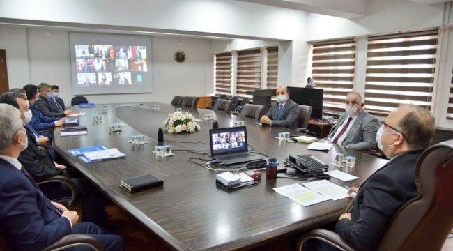 Zonguldak İl Umumi Hıfzıssıhha Meclisinin sokağa çıkma kısıtlamasına ilişki...