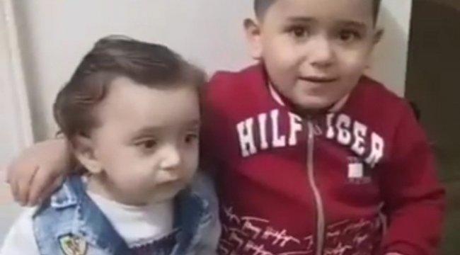 Gaziantep'de yangında alevlerin arasında  iki kardeşin cesedi, demir parmaklıkların sökülmesiyle çıkarılabildi