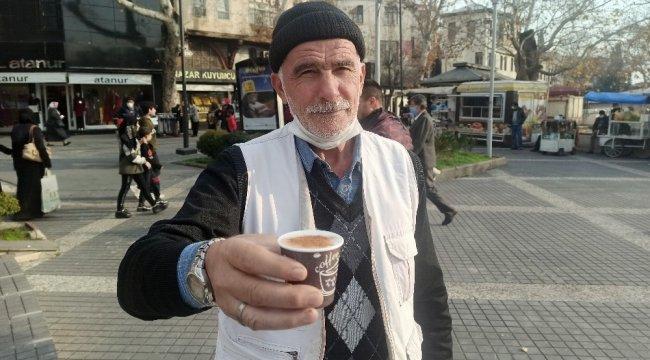 Kahramanmaraş'ta 62 yaşındaki 5 çocuk babası Mehmet Acı, 35 yıldır soğu...