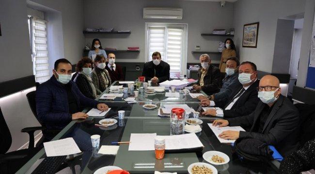 Kilis Belediyesi tarafından hazırlanan sokak sağlıklaştırma projeleri Gazia...