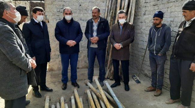 Konya'nın merkez Karatay İlçe Belediye Başkanı Hasan Kılca, ilçenin dör...