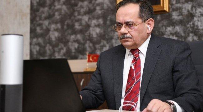 Samsun Büyükşehir Belediye Başkanı Mustafa Demir, korona virüs vaka sayılar...