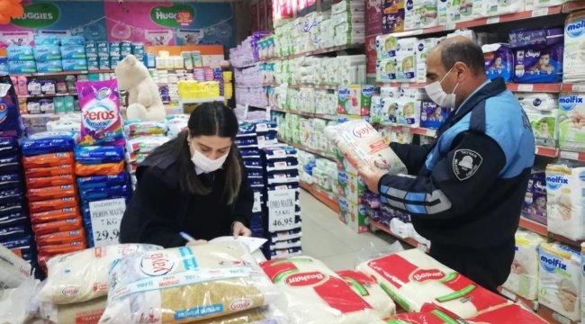 Bitlis'in Tatvan Belediyesi Zabıta Müdürlüğüne bağlı ekipler, Ramazan a...