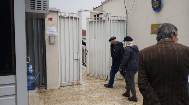 Bulgaristan'da bugün gerçekleşen milletvekili seçimleri için İstanbul&#...
