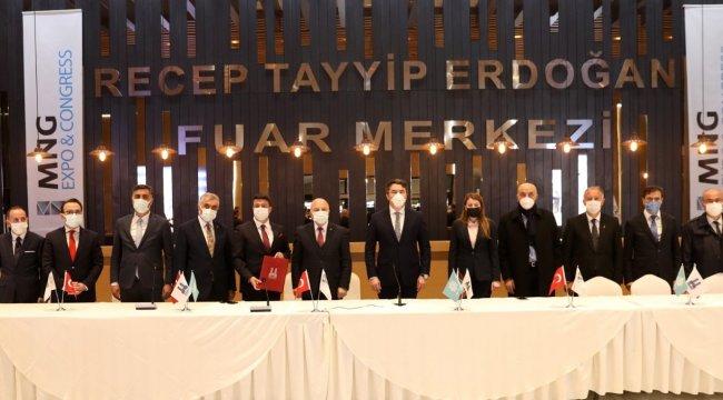 Erzurum Büyükşehir Belediyesi'nin dev yatırımlarından biri olan Recep T...