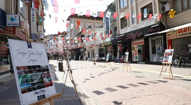 İnegöl Belediyesi, Turizm Haftası kapsamında şehrin turizm değerlerinin gör...