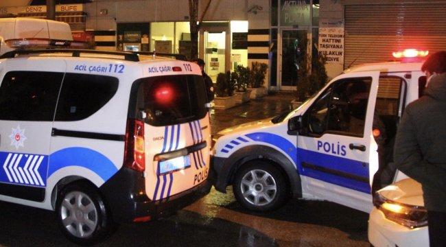 Konya'da bir kişi iş yerinde başından silahla vurulmuş halde ölü olarak