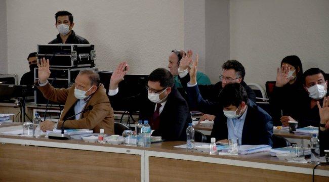 Kuşadası Belediye Meclisi Nisan ayı toplantısında kabul edilen 2020 yılı fa...