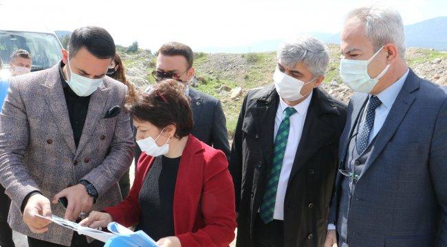 Manisa Büyükşehir Belediyesi Genel Sekreter Yardımcısı Ertuğrul Yıldırım, Z...