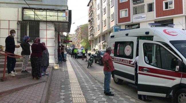 Bilecik'te otomobilin çarptığı 8 yaşındaki çocuk yaralandı