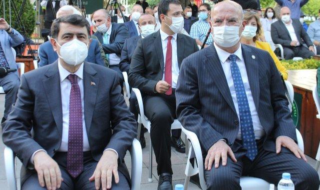 Ankara Ticaret Odası (ATO) Yönetin Kurulu Başkanı Gürsel Baran, coğrafi işa...