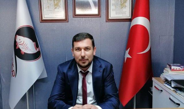 Eskişehir Olta Balıkçıları ve Doğal Yaşamı Koruma Derneği (ESBALDER) Başkan...