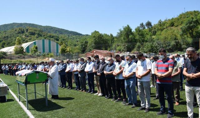 AK Parti Karabük İl Başkan Yardımcısı Kazım Çamlı'nın vefat eden babası...