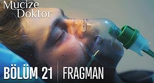 Mucize Doktor 21. Bölüm Fragmanı izle