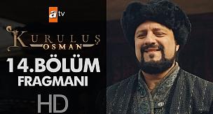 Kuruluş Osman 14. Bölüm Fragmanı izli dizi izle